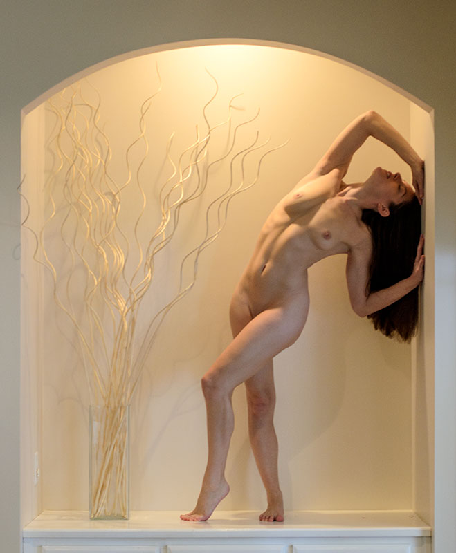 D70 9843 Decorative Art Nudes