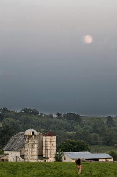 D70 2373 DxO 400x604 Moonrise Over Pats Farm